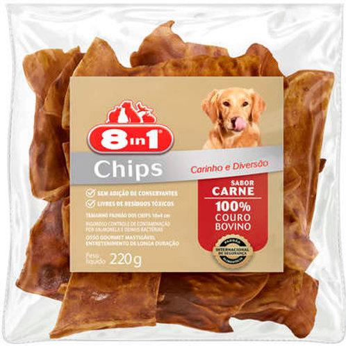 8 in1 Chips Sabor Carne