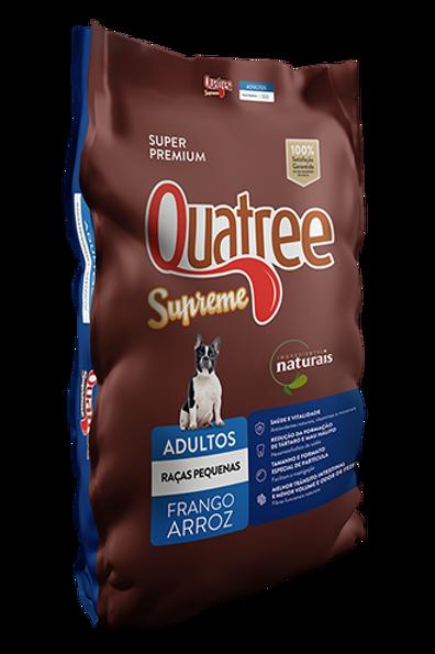 Quatree Supreme Adultos Raças Pequenas 1kg