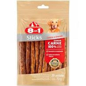 Osso 8in1 para Cães Sticks  20un