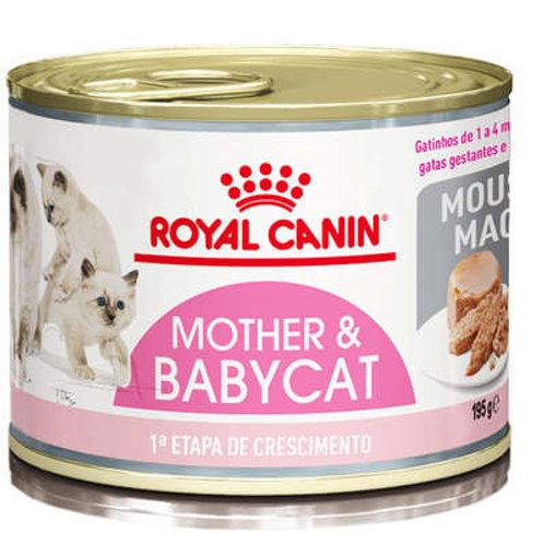 Royal Canin Lata Baby Cat Instinctive para Gatos Filhotes - 195 g