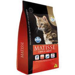 Matisse Carne e Arroz para Gatos Adultos