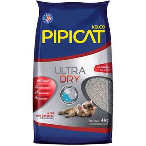 Areia Sanitária Kelco Pipicat Ultra Dry