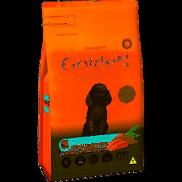 Golden Fórmula Mini Bits para Cães Adultos de Pequeno Porte Sabor Frango e Arroz