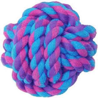Bola corda P para gatos (cores variadas)