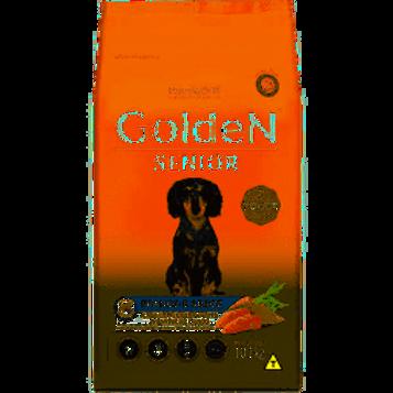 Golden Formula Cães Sênior Mini Bits Frango e Arroz
