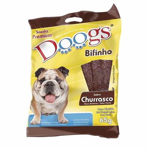 Bifinho Para Cães Doogs Churrasco