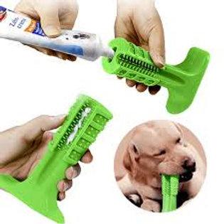 Mordedor escova dentes  para cães ( cores sortidas)