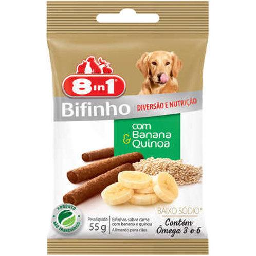 Bifinho 8in1 Banana e Quinoa para Cães