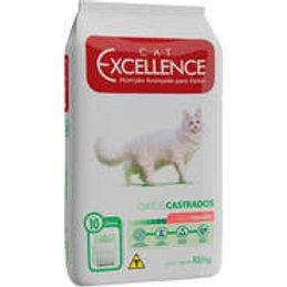 Excellence cat gato castrado salmão 1kg