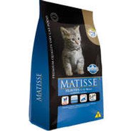 Matisse para Gatos Filhotes com 1 a 12 Meses de Idade