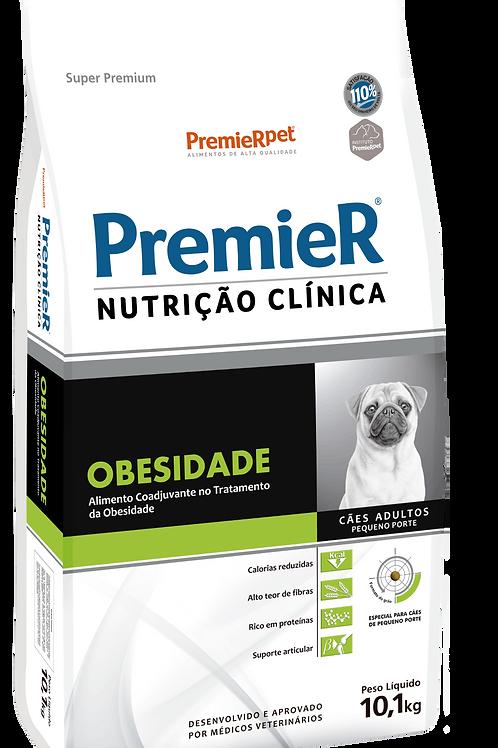 Premier Nutrição Clínica Obesidade para Cães Adultos Pequeno Porte