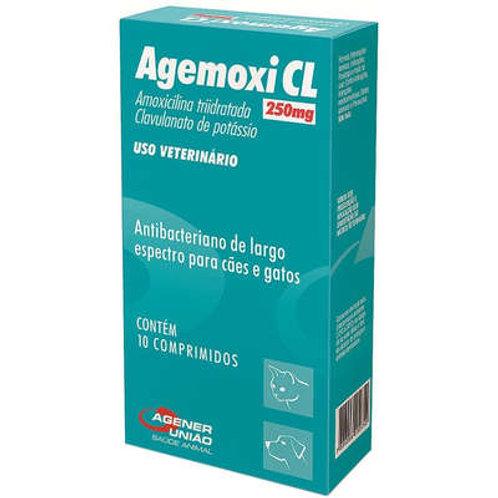 AGEMOXI CL 250MG C/10