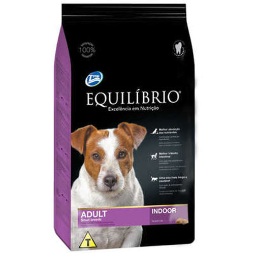 Equilíbrio Adult Small Breeds