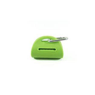 porta cata-caca green