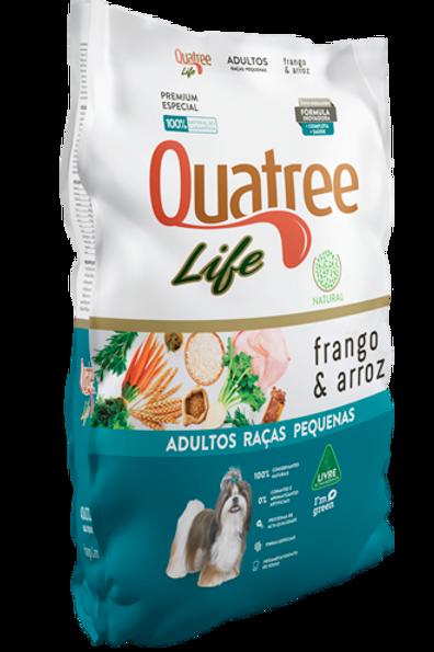 Quatree Life Adultos Raças Pequenas 1kg