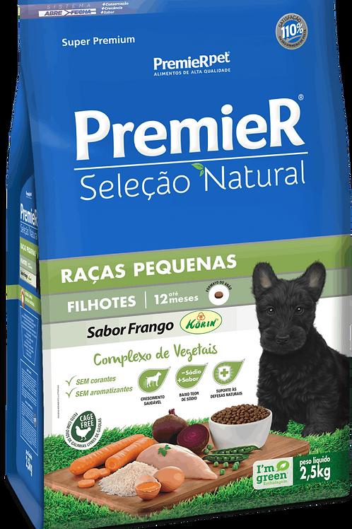 Premier Seleção Natural para Cães Filhotes de Raças Pequenas