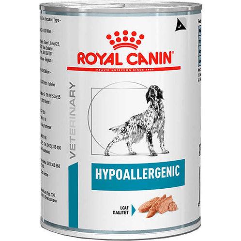 RAÇÃO ROYAL CANIN HYPOALLERGENIC PASTOSA