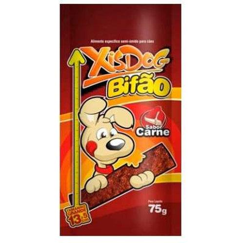 Bifão XisDog Carne para Cães - 75 g