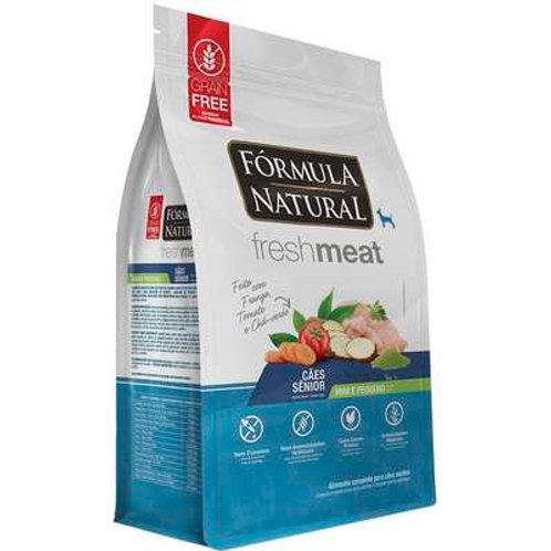 Fórmula Natural Fresh Meat Cães Sênior Raças Mini e Pequena