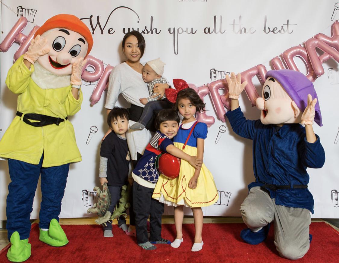 Korean Birthday Party in Los Angeles