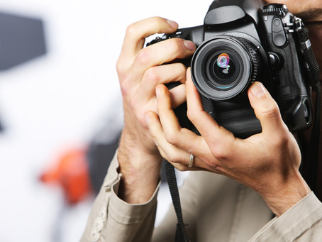 Choosing the right photographer for your event