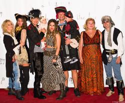 Pirate Theme Birthday Party in Las Vegas