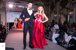In 2018 Aleksei Chebeliuk and Irina Dedyuk hosted Mrs Russian San Francisco in Fairmont Hotel, San F