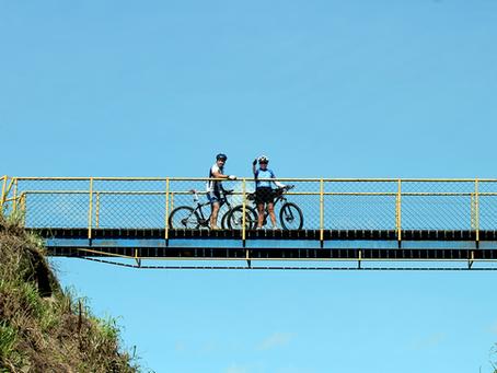 10 dicas para organizar sua viagem de bicicleta