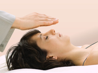 Reiki and Me: How it found me