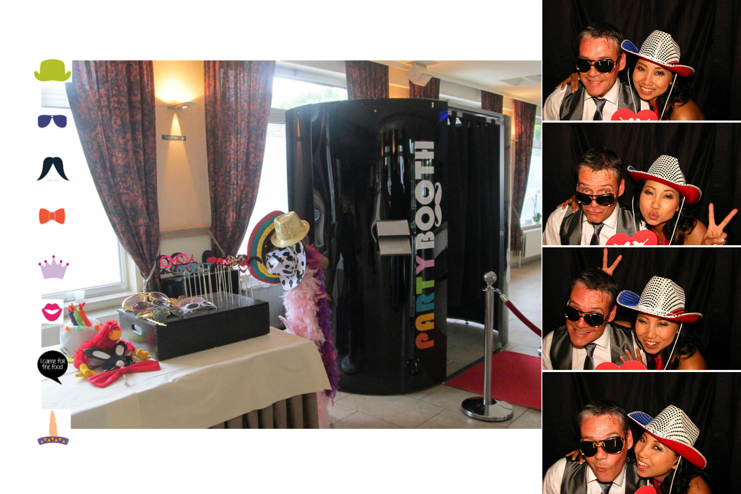 huur PartyBooth