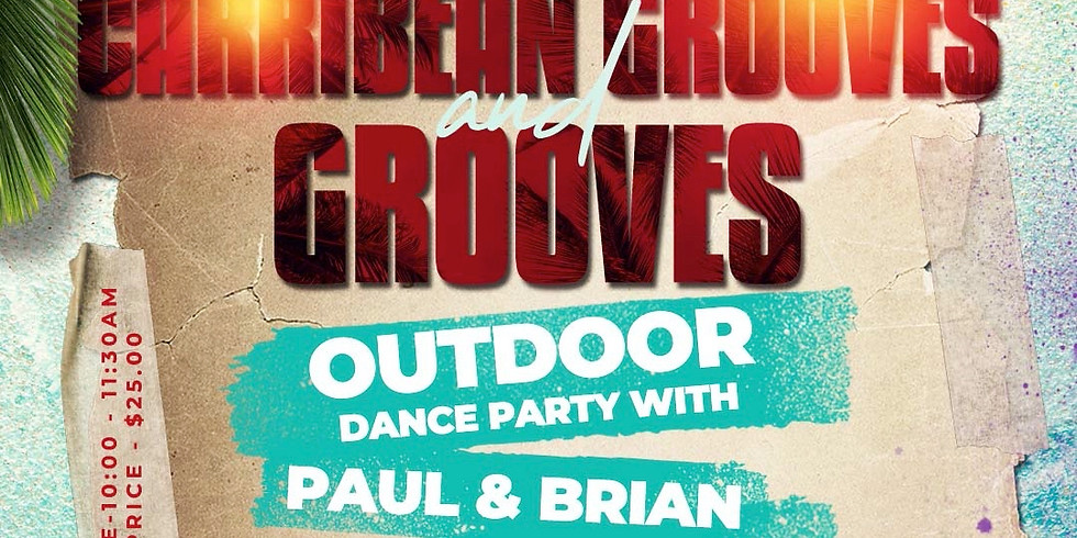 Outdoor Dance Party with Paul and Brian Herman