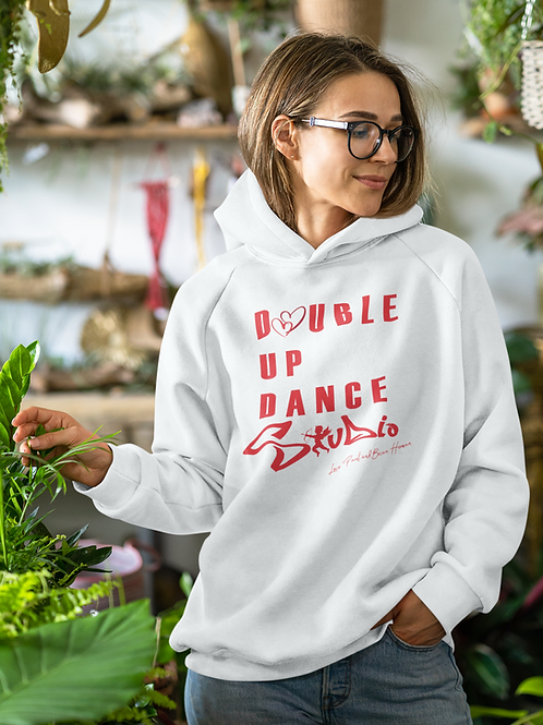 Double Up Valentine's Day Hoodie