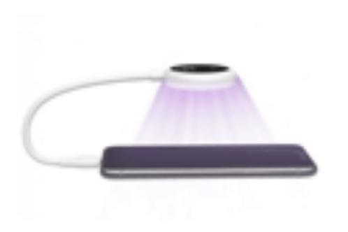 UV-C LED Desinfekční lampa MINISUN 2