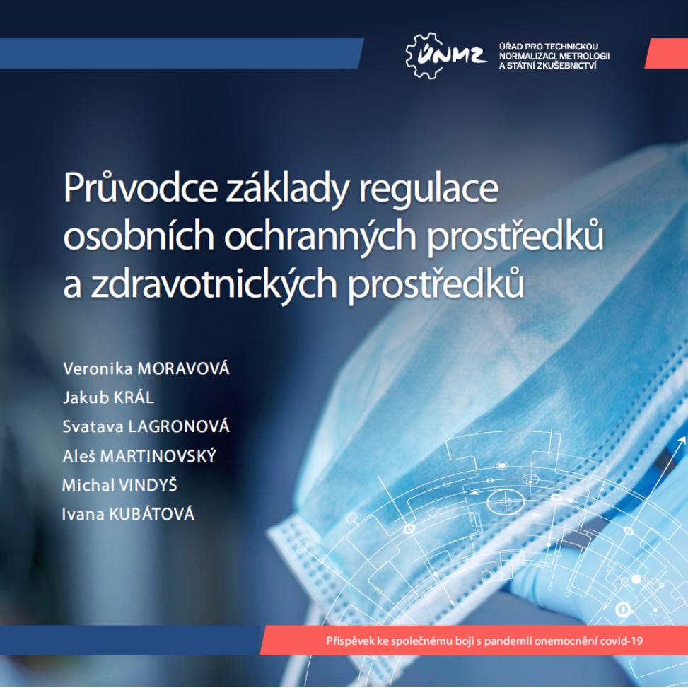 Průvodce základy regulace osobních ochranných a zdravotnických prostředků
