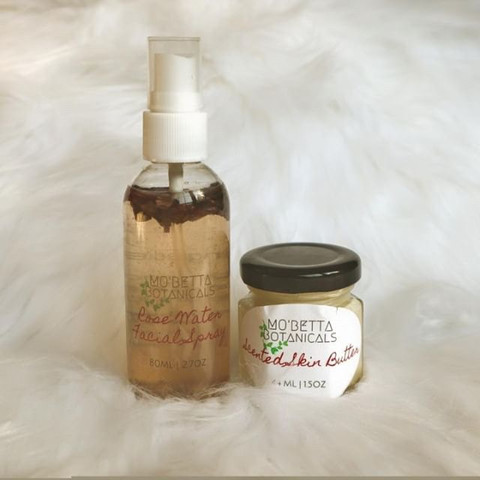 Skincare with Mo'Betta Botanicals