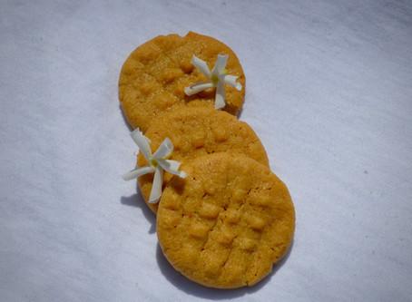 Let the trials begin: Peanut Butter Cookies!