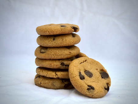 Trials Continue: Chocolate Chip Cookies!