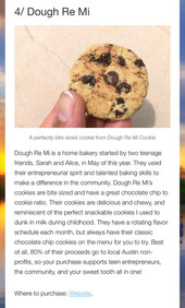 the austinot's 7 best chocolate chip cookies!