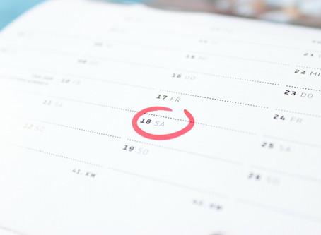 L'utilisation du calendrier marketing dans la communication