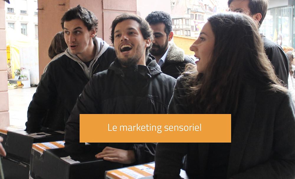 Découvrir le marketing sensoriel