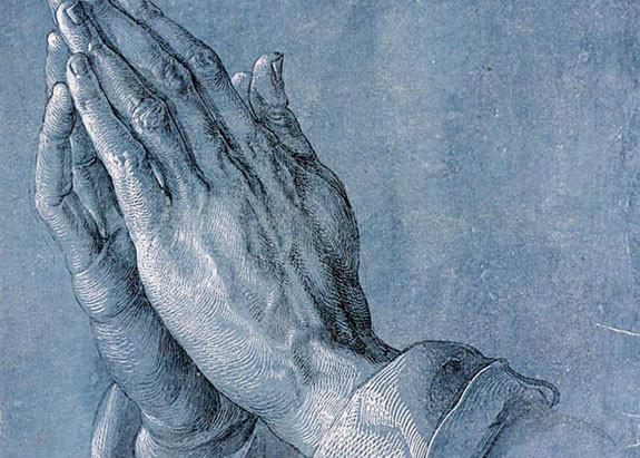 Congregation At Prayer