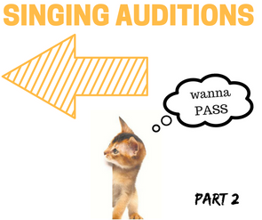 FIVE PROFESSIONAL AUDITION SKILLS YOU HAVE TO KNOW (Part 2) 你必須要知道的五個專業試鏡技巧 (二)