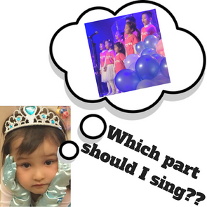 你知道你既小朋友唱歌適合唱咩音部嗎??? Do you know which part of singing voice is your kid?