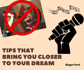Tips that bring you closer to your dream, and help you to get a world-class voice! (Singer Part) 令你更