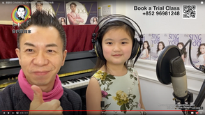 AGT Celine's Father, Vocal Coach Steve Tam Learn to Sing and Make You a Music Video  學唱歌-為您製作個人音樂視頻