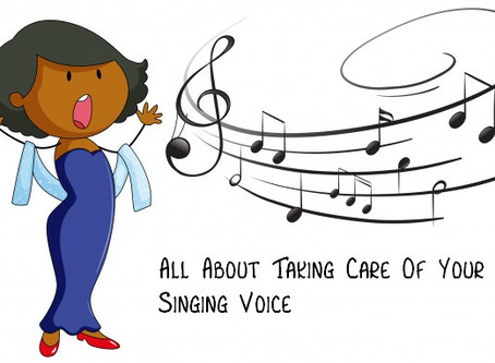 All About Taking Care Of Your Singing Voice