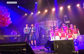 SiS 演唱會壓軸演出順利完成!