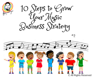 10 Steps to Grow Your Music Business Strategy #2