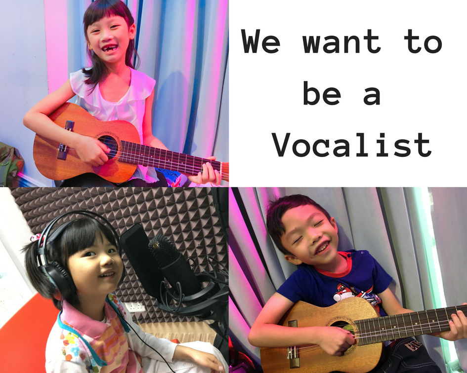 We want to be a Vocalist (1)