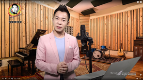 Online Master Vocal Class  Limited Seats, Take Action NOW在線聲樂大師班 座位有限,立即申請